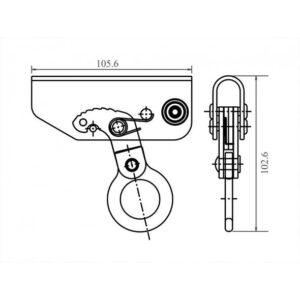 DPI-E-LAVORI-IN-QUOTA-dispositivo-di-tipo-guidato-EN-353-2-Lineevita